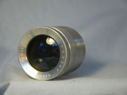 "'     1.5 2"" Dallmeyer Dallcoated -GREAT BOKEH- ' Dallmeyer 2"" Projection Lens -RARE- £74.99"